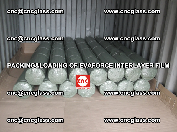 PACKING AND LOADING OF EVAFORCE INTERLAYER FILM (1)