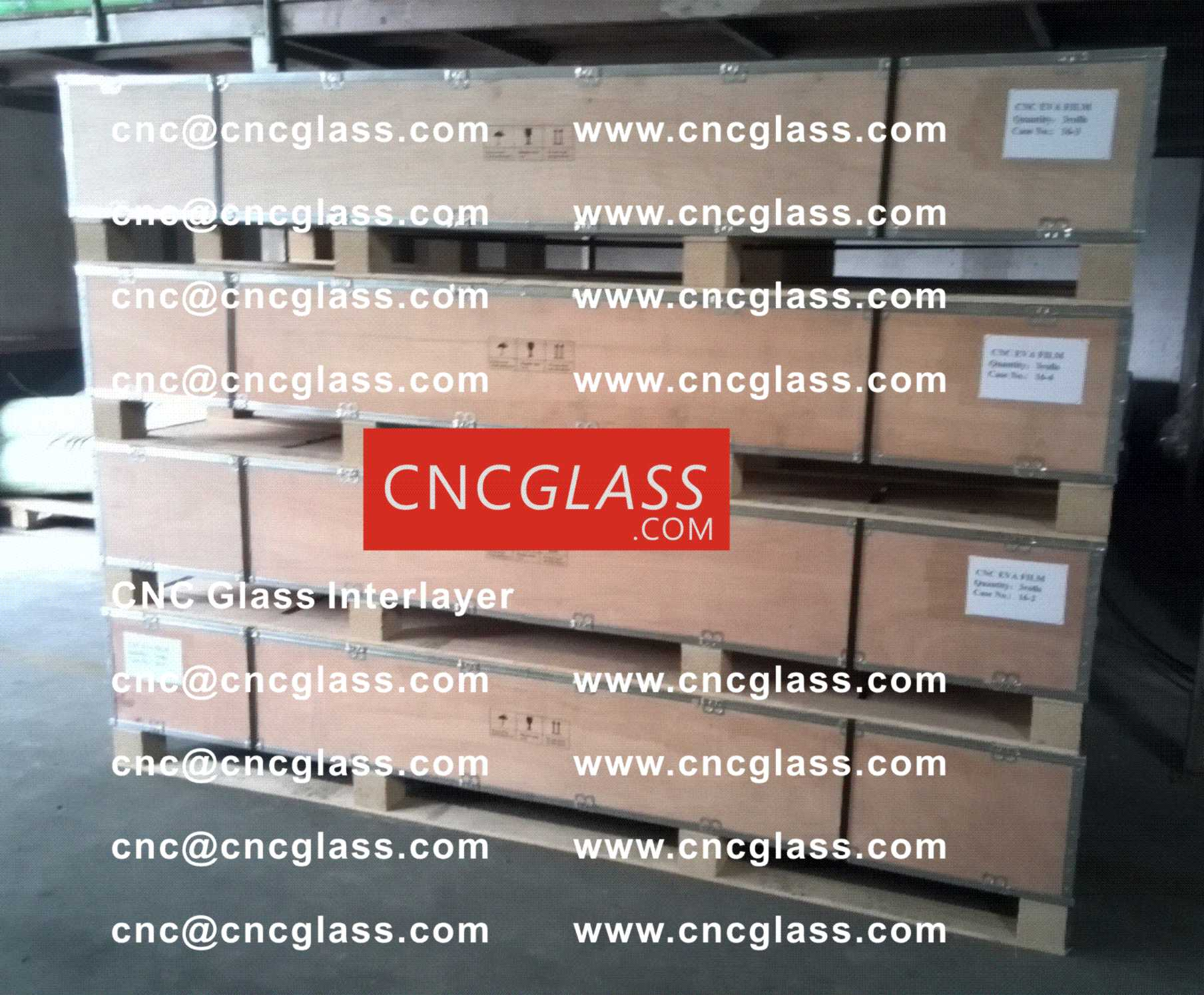 013 CNC Glass Interlayer EVA Film for Safety Laminated Glass