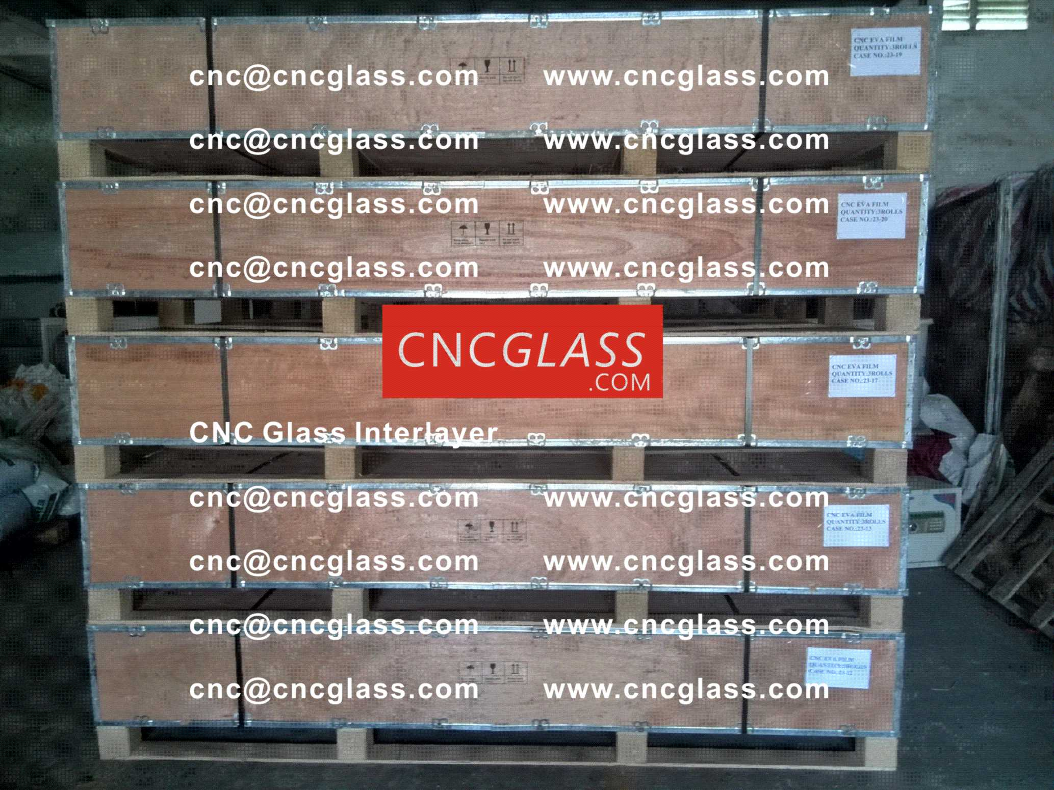 015 CNC Glass Interlayer EVA Film for Safety Laminated Glass