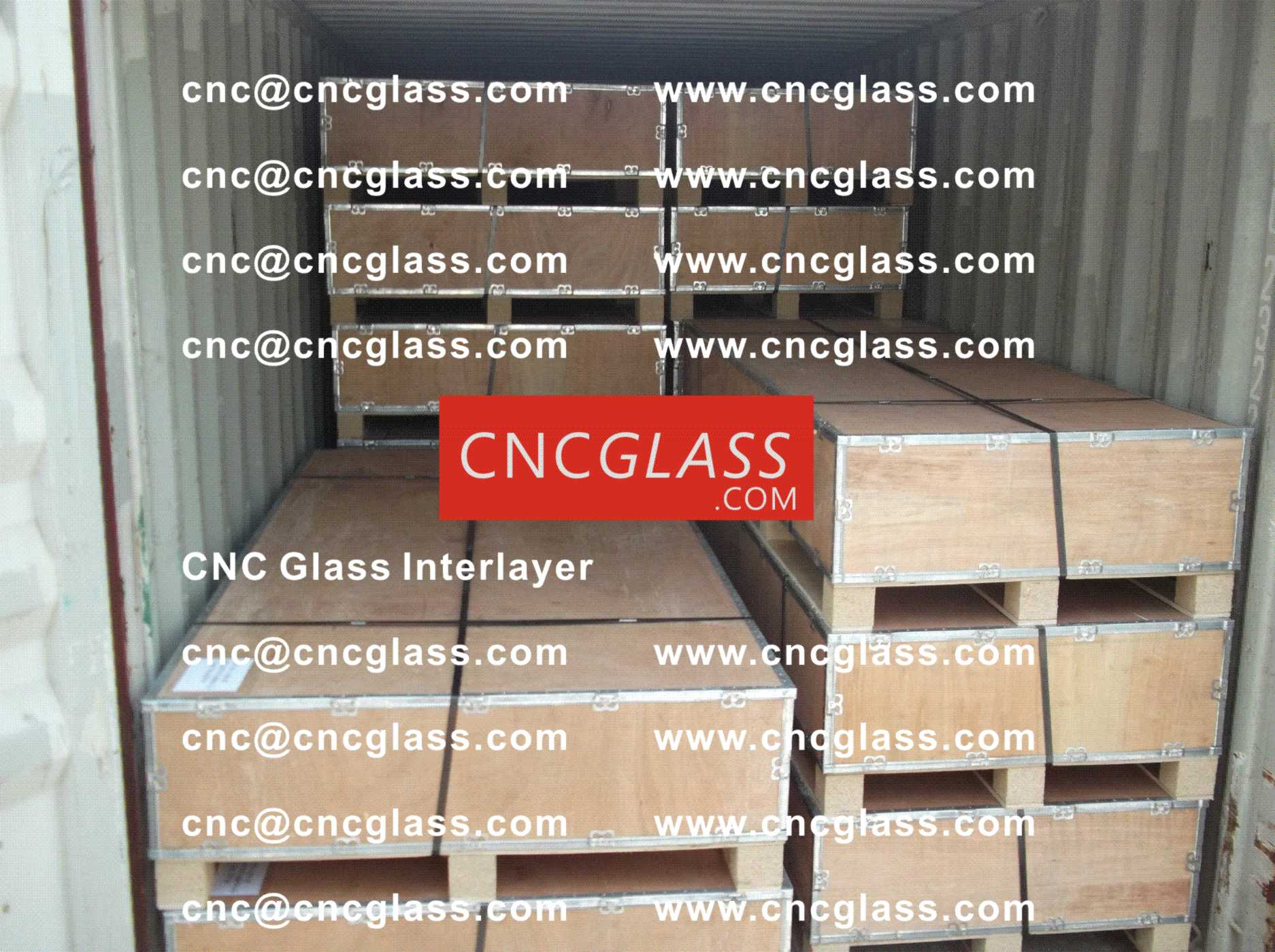 020 CNC Glass Interlayer EVA Film for Safety Laminated Glass