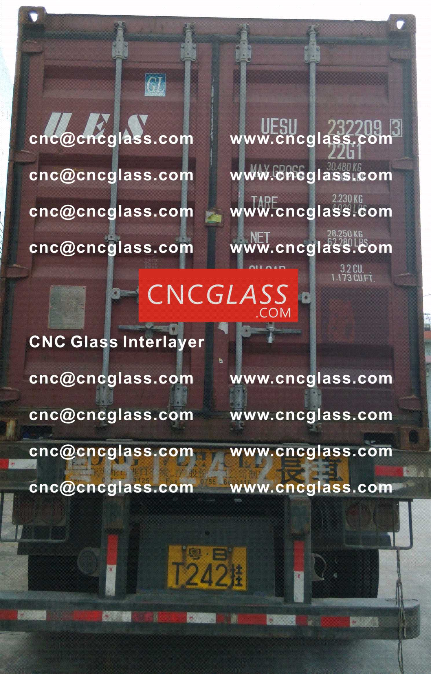 024 CNC Glass Interlayer EVA Film for Safety Laminated Glass