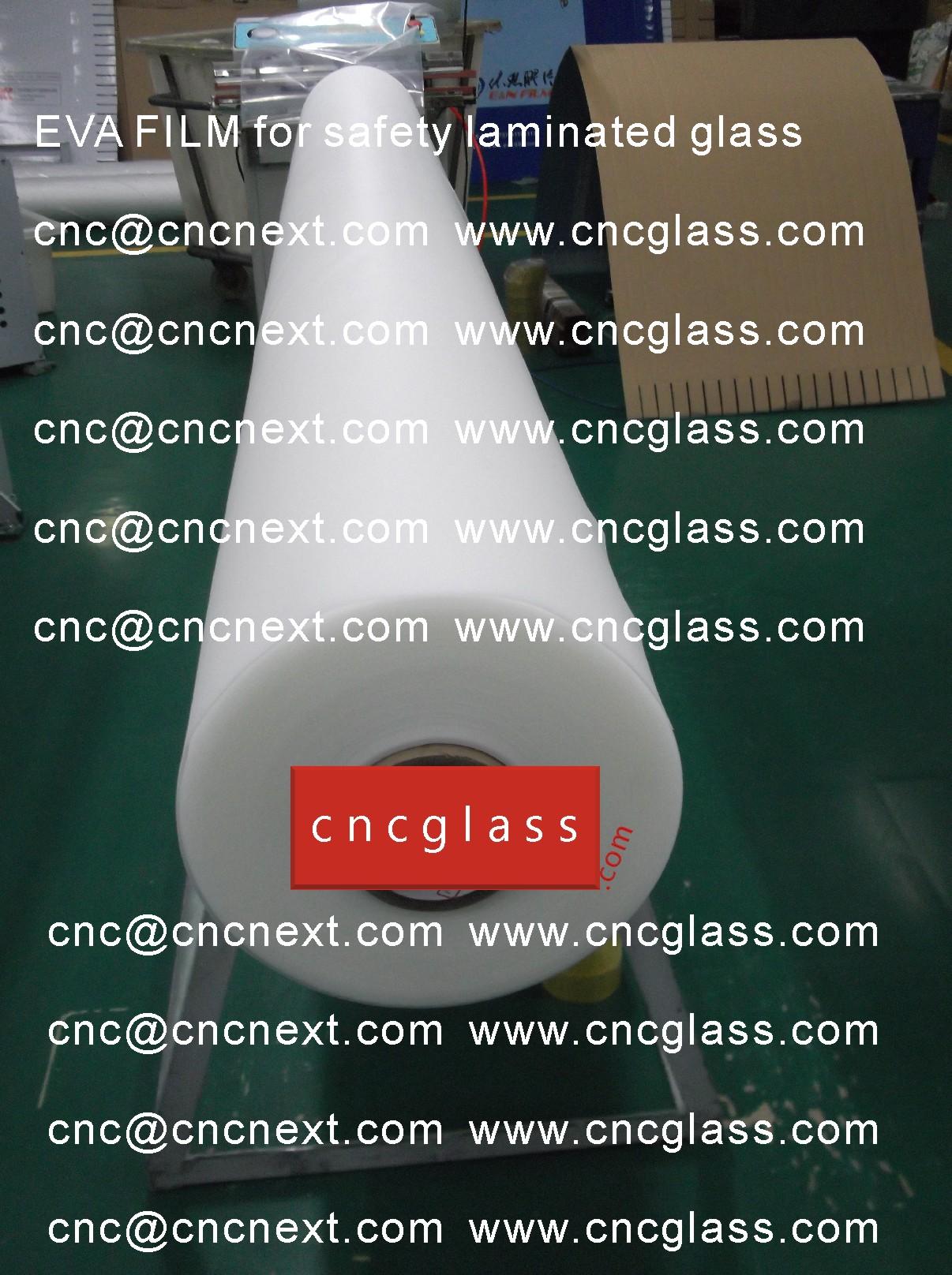 002 EVAFORCE EVA FILM FOR SAFETY LAMINATED GLASS