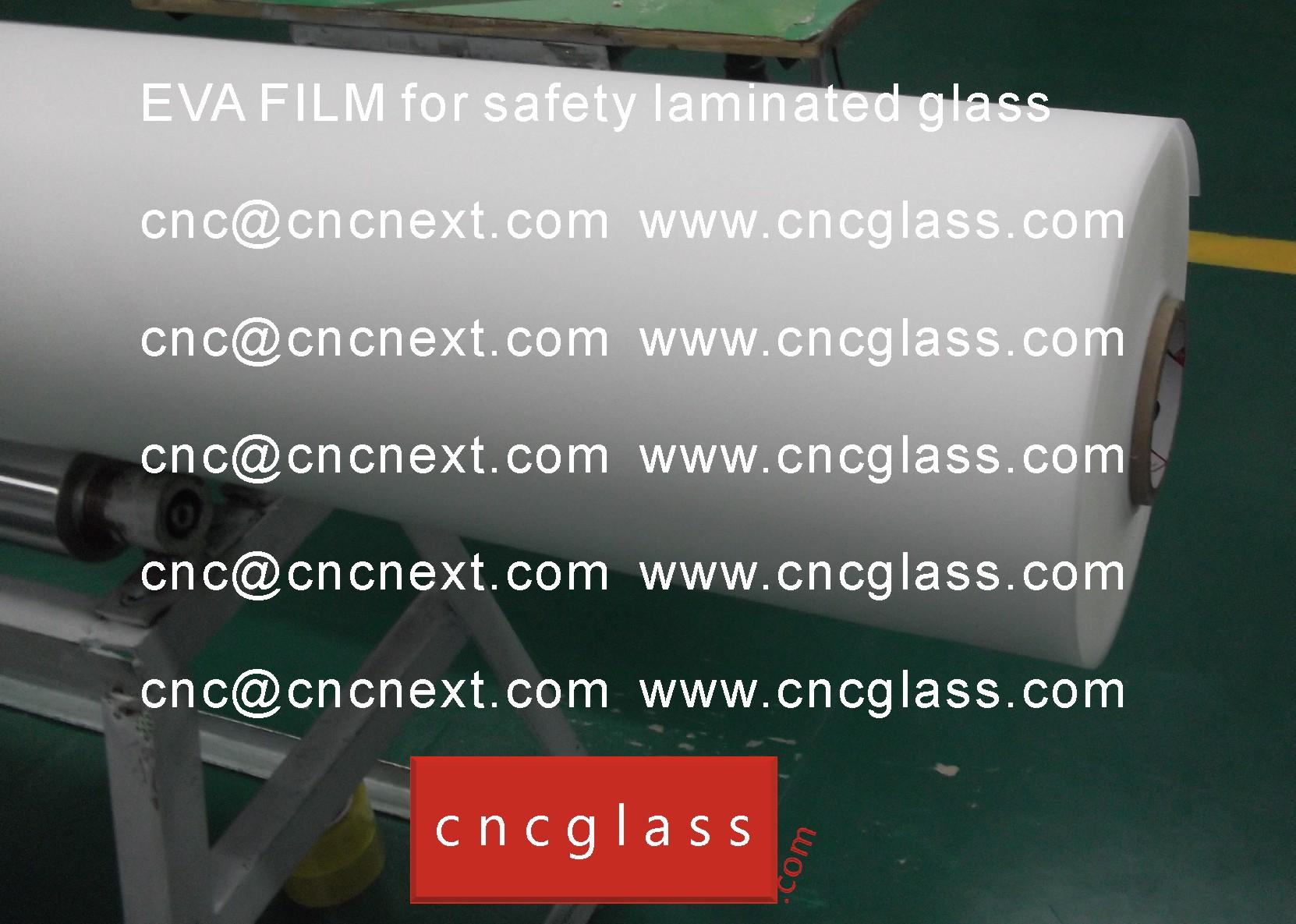 003 EVAFORCE EVA FILM FOR SAFETY LAMINATED GLASS