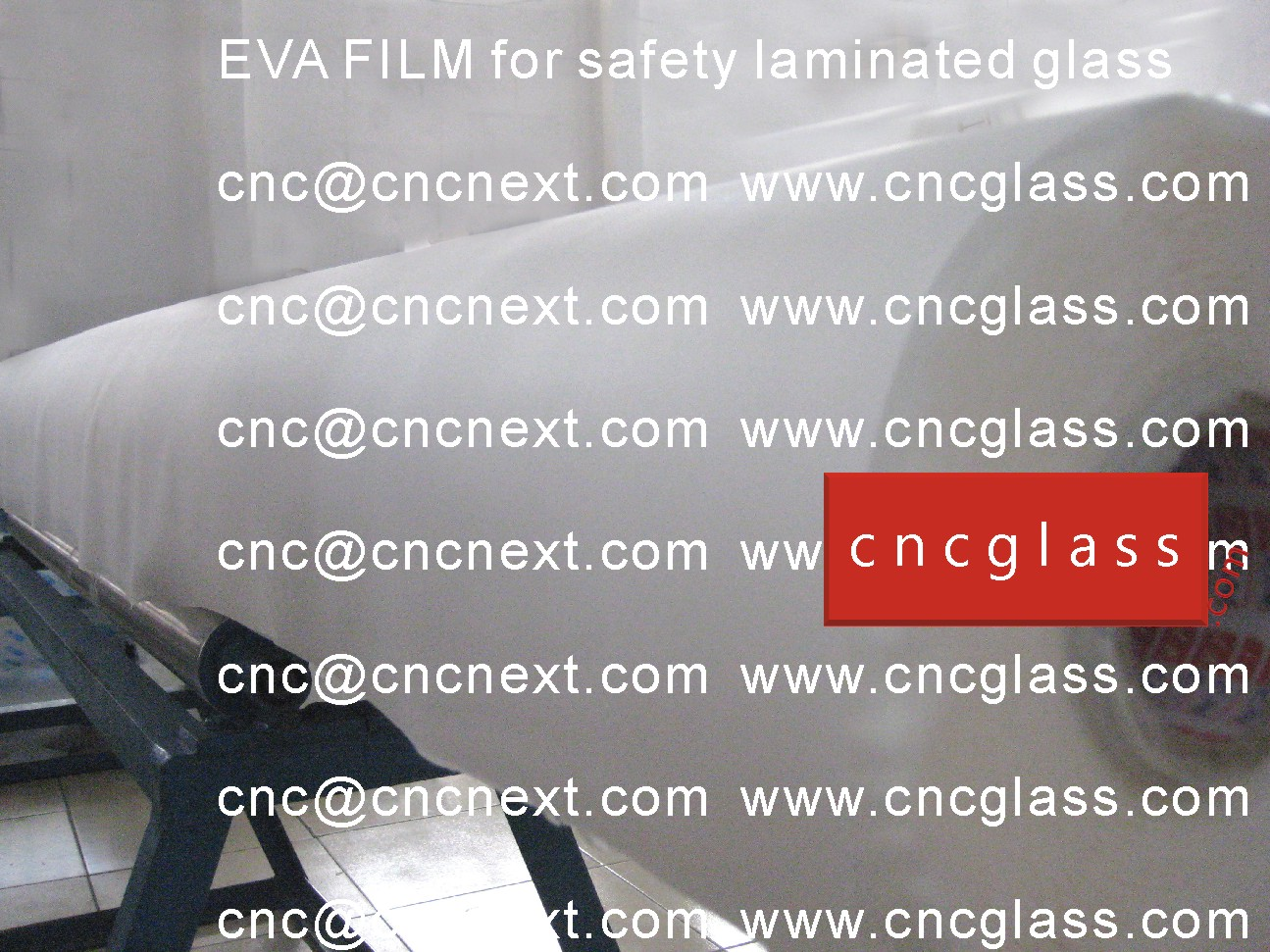 008 EVAFORCE EVA FILM FOR SAFETY LAMINATED GLASS