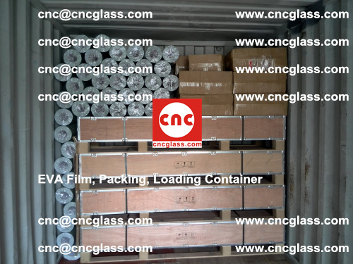 EVA Film, Package, Loading Container, Laminated Glass, Safety Glazing (10)