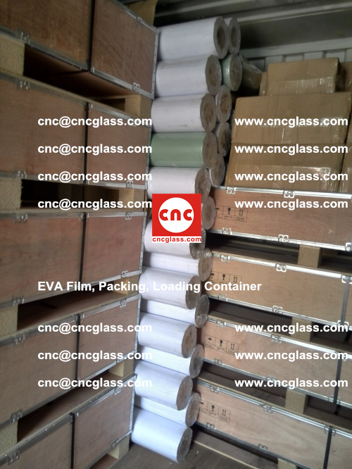 EVA Film, Package, Loading Container, Laminated Glass, Safety Glazing (14)