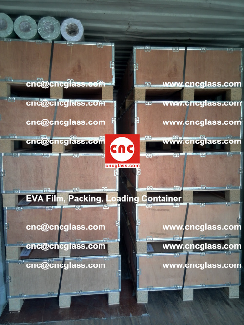 EVA Film, Package, Loading Container, Laminated Glass, Safety Glazing (16)
