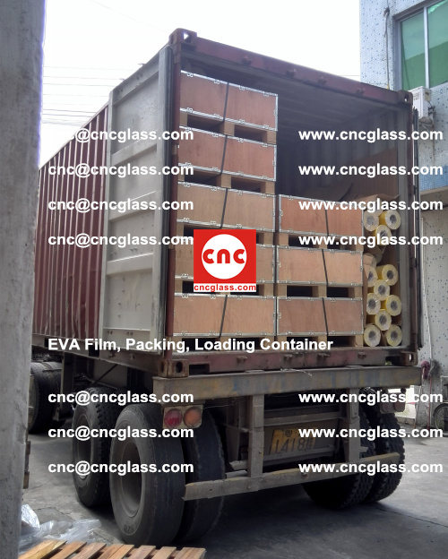 EVA Film, Package, Loading Container, Laminated Glass, Safety Glazing (17)