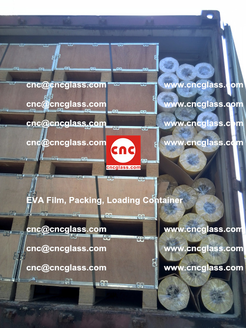 EVA Film, Package, Loading Container, Laminated Glass, Safety Glazing (20)