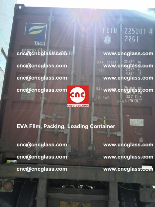 EVA Film, Package, Loading Container, Laminated Glass, Safety Glazing (24)
