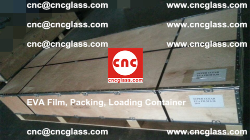 EVA Film, Package, Loading Container, Laminated Glass, Safety Glazing (26)