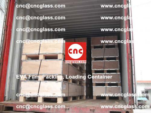 EVA Film, Package, Loading Container, Laminated Glass, Safety Glazing (28)