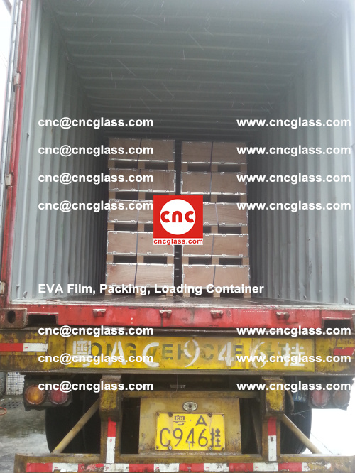 EVA Film, Package, Loading Container, Laminated Glass, Safety Glazing (33)