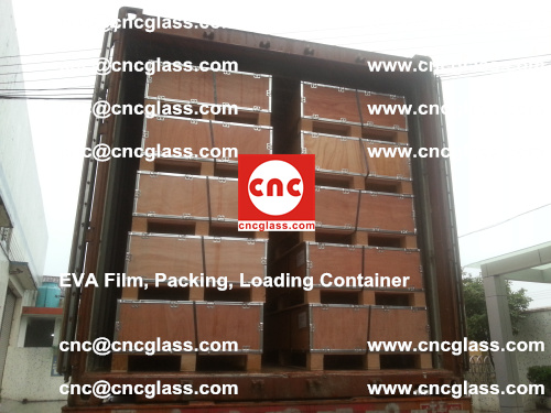 EVA Film, Package, Loading Container, Laminated Glass, Safety Glazing (42)