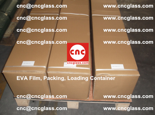 EVA Film, Package, Loading Container, Laminated Glass, Safety Glazing (44)