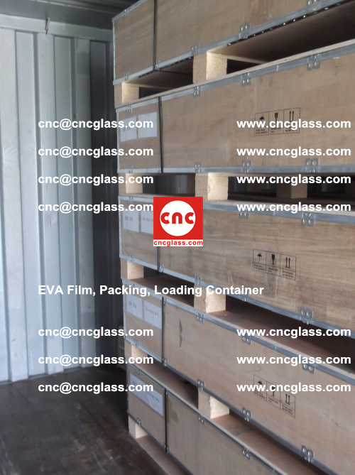 EVA Film, Package, Loading Container, Laminated Glass, Safety Glazing (51)