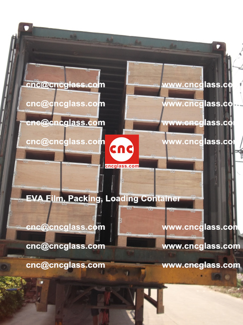 EVA Film, Package, Loading Container, Laminated Glass, Safety Glazing (53)