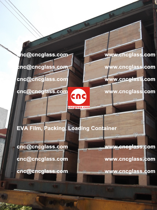 EVA Film, Package, Loading Container, Laminated Glass, Safety Glazing (54)