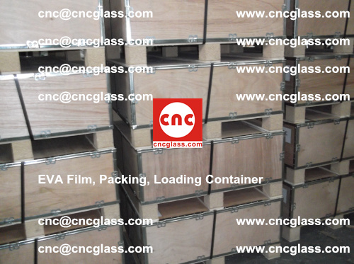 EVA Film, Package, Loading Container, Laminated Glass, Safety Glazing (59)