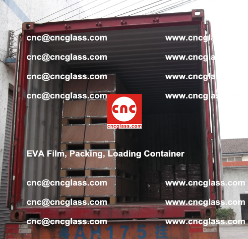EVA Film, Package, Loading Container, Laminated Glass, Safety Glazing (62)