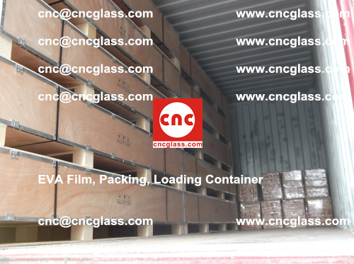 EVA Film, Package, Loading Container, Laminated Glass, Safety Glazing (64)