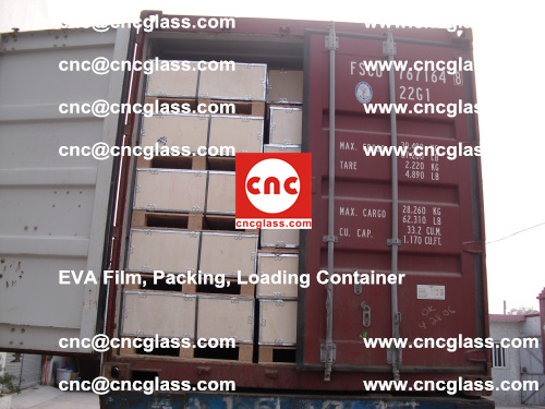 EVA Film, Package, Loading Container, Laminated Glass, Safety Glazing (9)