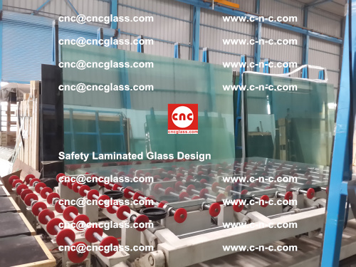 Safe Laminated Glass design with EVA FILM (11)