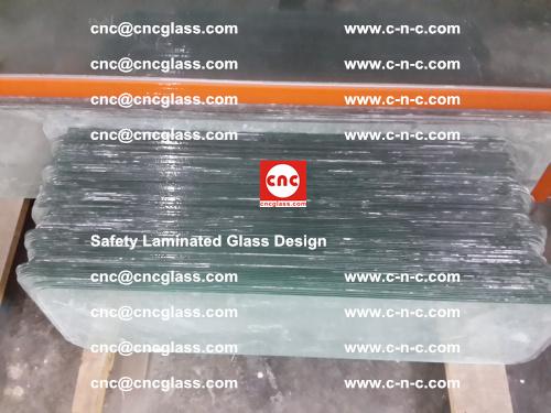 Safe Laminated Glass design with EVA FILM (3)