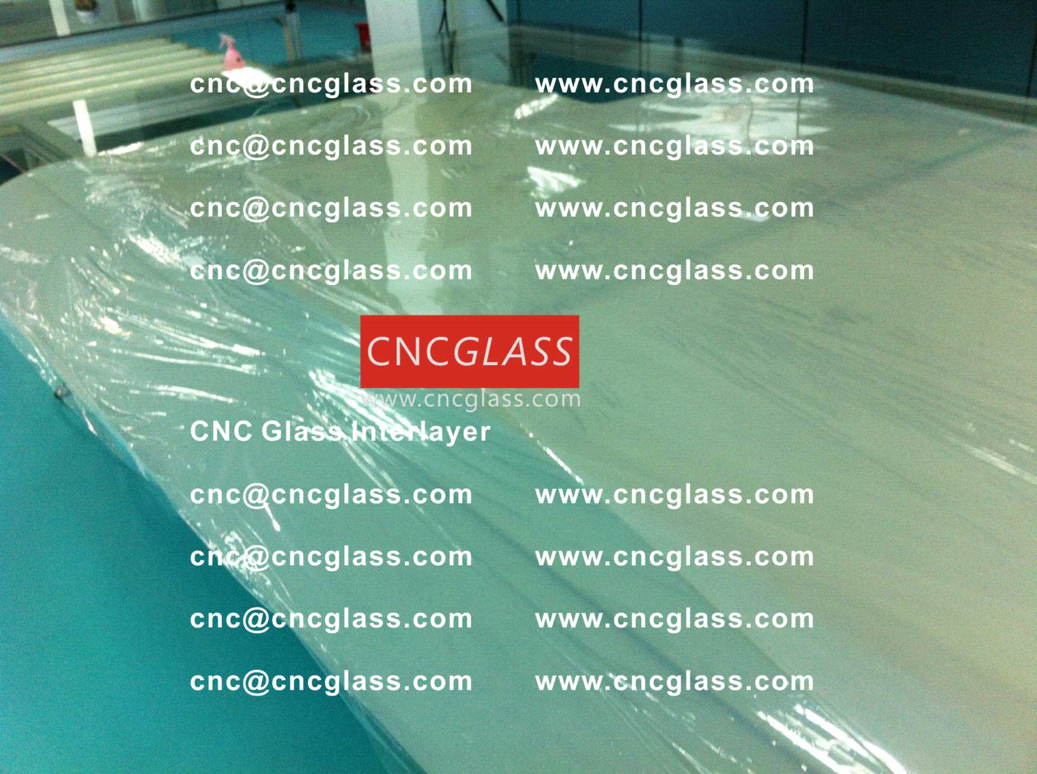 004 Smart Glass Film for safety laminated glass insert