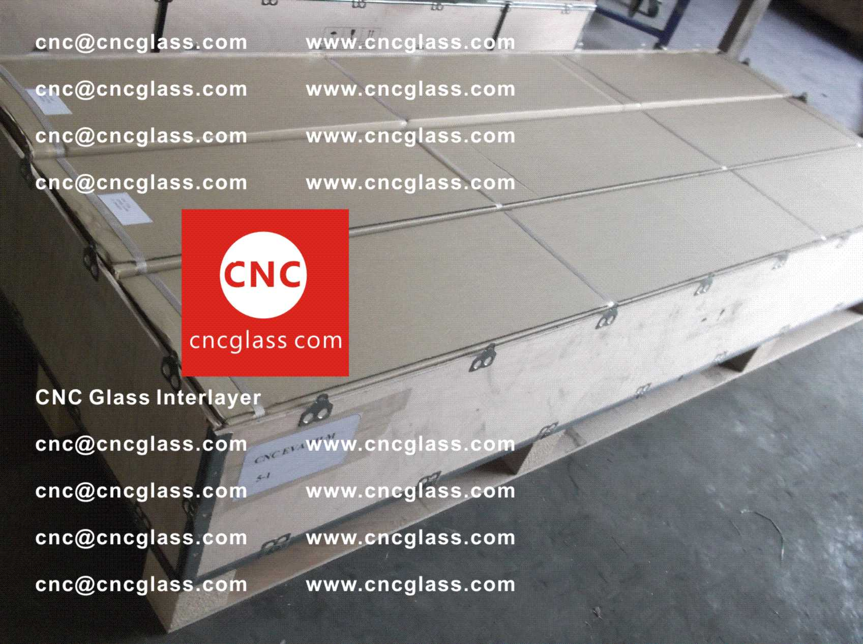 006 Package of EVA safety interlayer film for laminated glass