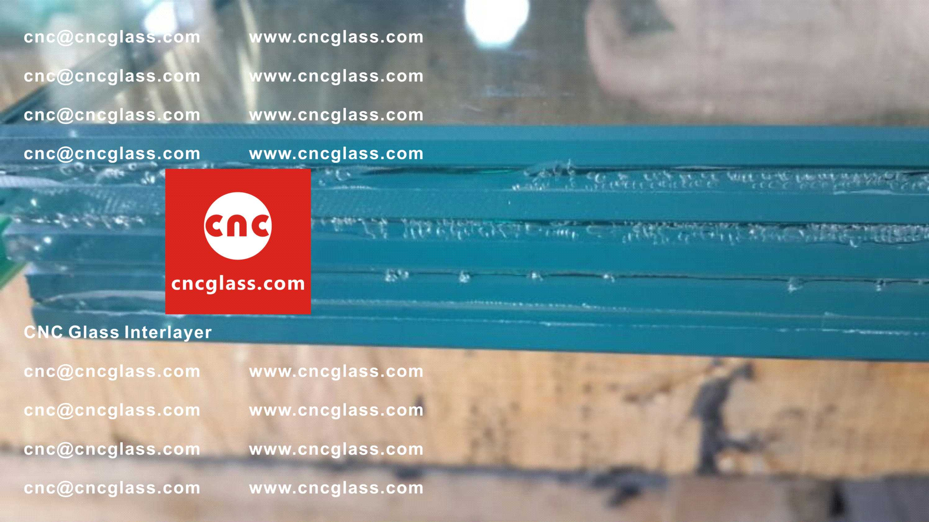 Too High Temperature Causing Bubbles in EVA Film Safety Laminated Glass Glazing (Practical Case Study) (3)