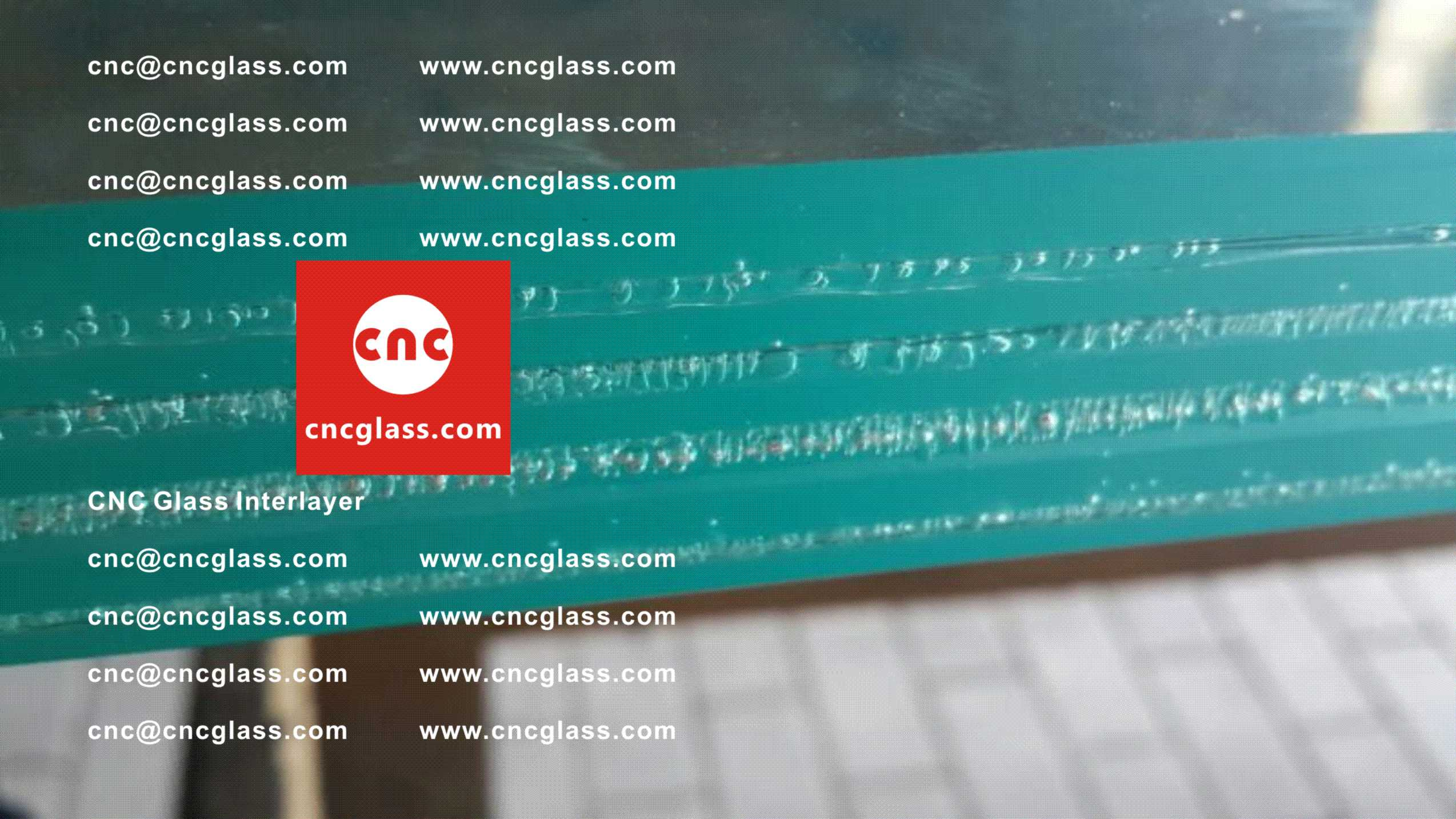 Too High Temperature Causing Bubbles in EVA Film Safety Laminated Glass Glazing (Practical Case Study) (4)