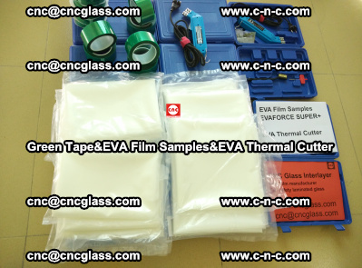 Green Tape, EVA Thermal Cutter, EVAFORCE SPUPER PLUS EVA FILM (11)