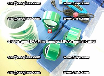 Green Tape, EVA Thermal Cutter, EVAFORCE SPUPER PLUS EVA FILM (17)