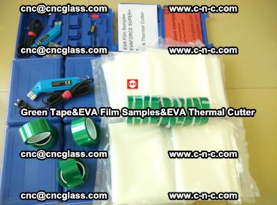 Green Tape, EVA Thermal Cutter, EVAFORCE SPUPER PLUS EVA FILM (26)