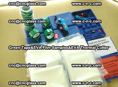 Green Tape, EVA Thermal Cutter, EVAFORCE SPUPER PLUS EVA FILM (3)