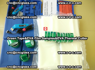 Green Tape, EVA Thermal Cutter, EVAFORCE SPUPER PLUS EVA FILM (31)