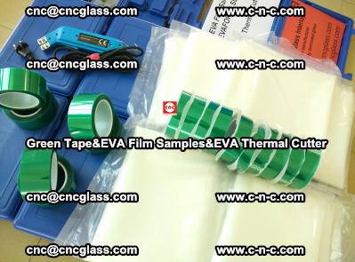 Green Tape, EVA Thermal Cutter, EVAFORCE SPUPER PLUS EVA FILM (42)