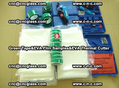 Green Tape, EVA Thermal Cutter, EVAFORCE SPUPER PLUS EVA FILM (52)