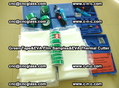 Green Tape, EVA Thermal Cutter, EVAFORCE SPUPER PLUS EVA FILM (55)