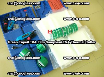 Green Tape, EVA Thermal Cutter, EVAFORCE SPUPER PLUS EVA FILM (68)