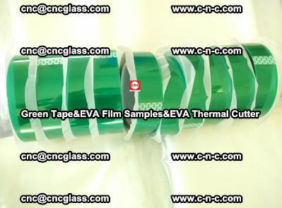 Green Tape, EVA Thermal Cutter, EVAFORCE SPUPER PLUS EVA FILM (72)
