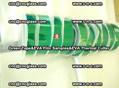 Green Tape, EVA Thermal Cutter, EVAFORCE SPUPER PLUS EVA FILM (79)