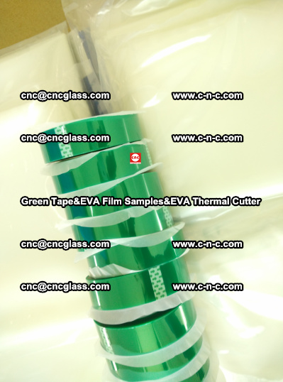 Green Tape, EVA Thermal Cutter, EVAFORCE SPUPER PLUS EVA FILM (83)