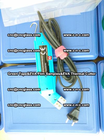 Green Tape, EVA Thermal Cutter, EVAFORCE SPUPER PLUS EVA FILM (92)