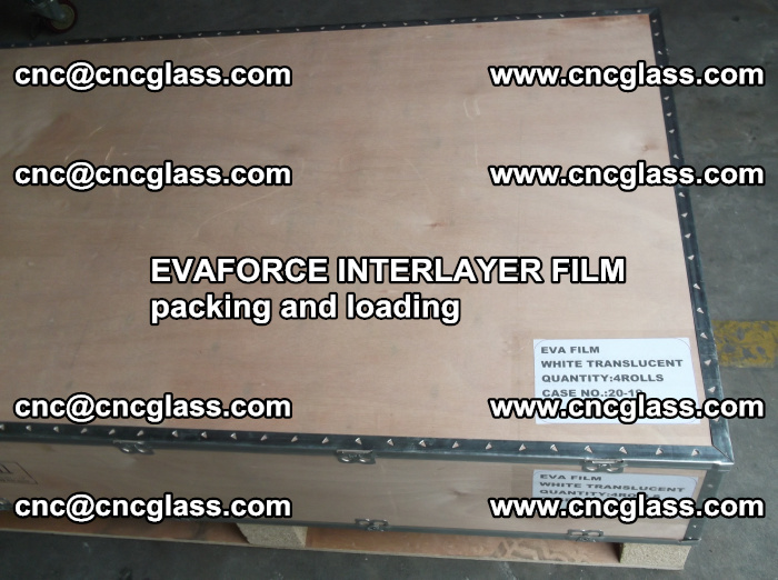 EVAFORCE INTERLAYER FILM for laminated glass safety glazing (11)