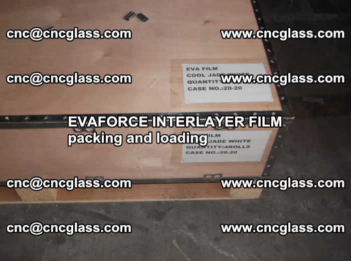 EVAFORCE INTERLAYER FILM for laminated glass safety glazing (14)