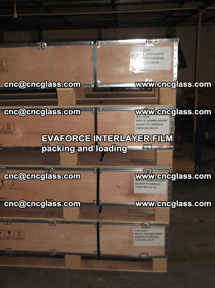EVAFORCE INTERLAYER FILM for laminated glass safety glazing (15)