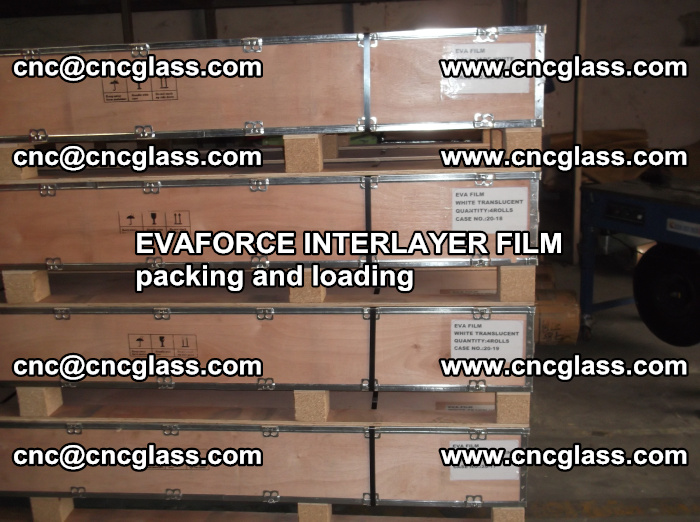 EVAFORCE INTERLAYER FILM for laminated glass safety glazing (16)
