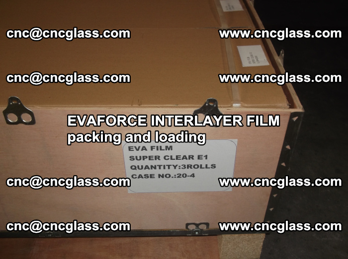 EVAFORCE INTERLAYER FILM for laminated glass safety glazing (18)